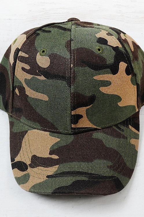 Hdt3229 - Camouflage Cap