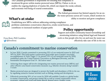 Paper parks fail to protect marine life
