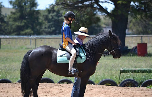 Monaro Equestrian Association Peter Gill