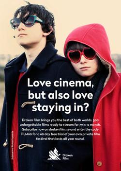 Göteborg Film Festival Flyer