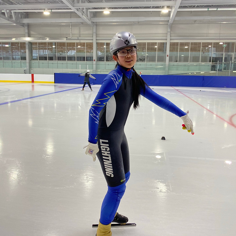 Speed Skating Introduction
