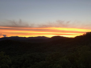 Long Summer Days in Rabun County