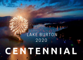 Lake Burton's Centennial Birthday Year is almost here