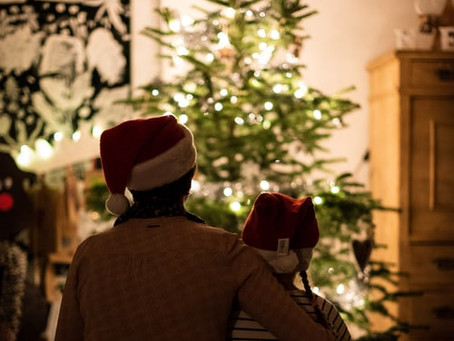 Tips for Christmas for separated families.
