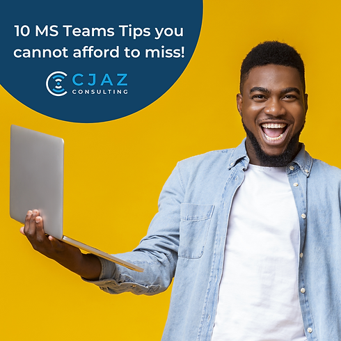 10 MS Teams Tips you cannot afford to mi