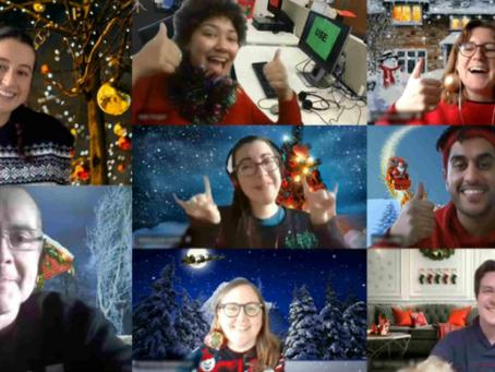Sponsor CJAZ this Christmas Jumper Day!