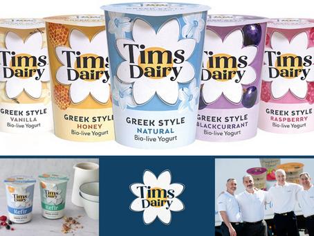 CJAZ Spotlight for July: Tims Dairy