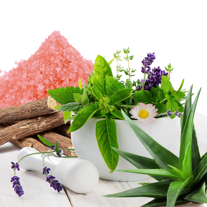 Herbs & Oil - Natural Cosmetics & Body Care Workshop
