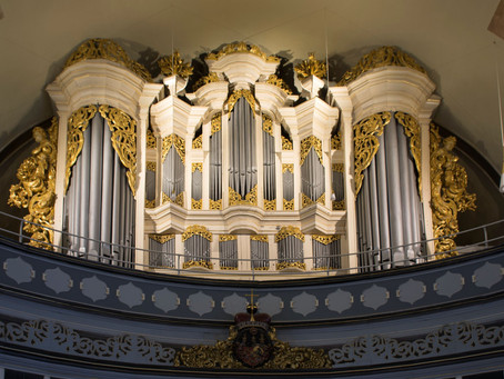 Unsere Orgel im Schleswig-Holstein Magazin