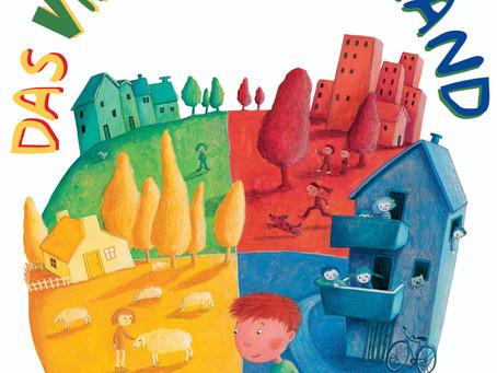"""Ferienaktion: Kindermusical """"Das Vierfarbenland"""""""