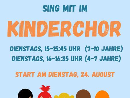 Lust auf Singen? Neustart und Neugründung!