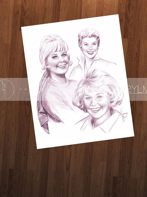 """Happy Birthday Doris Day ""Light"