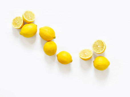 EVIDENCE BASED NUTRITION: LEMON WATER IN THE SPOTLIGHT