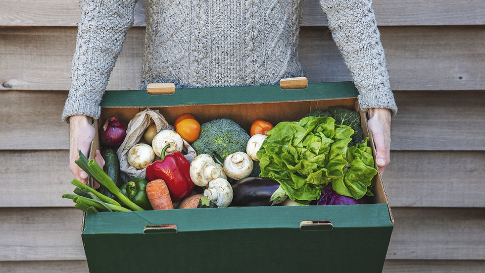 Produce Box (Delivery)