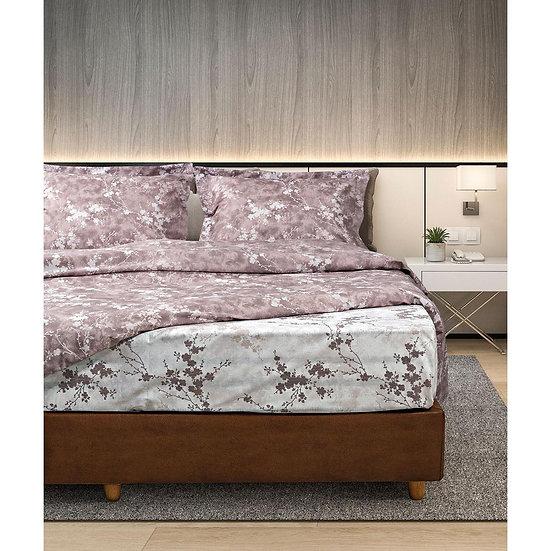 Κουβερλί υπέρδιπλο Sweet Pea - 220x240 Εμπριμέ Beauty Home