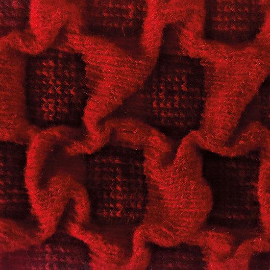 Ελαστικά καλύμματα καρέκλας σετ 6τμχ σε 6 χρώματα - Σετ 6τμχ Κόκκινο Beauty Home