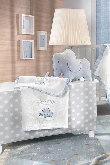 Πετσέτες bebe σετ Saint Clair Africa Blue