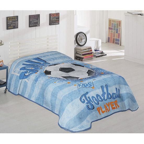 Κουβέρτα μονή Art 6106 - 160x220 Εμπριμέ Beauty Home