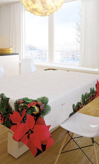 Χριστουγεννιάτικο Τραπεζομάντηλο Saint Clair 2024