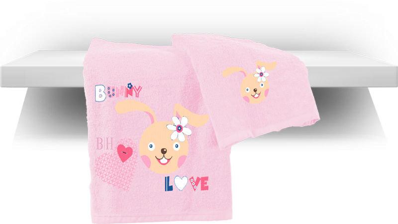 Βρεφικές πετσέτες BEAUTY HOME-Art 5080 Bunny