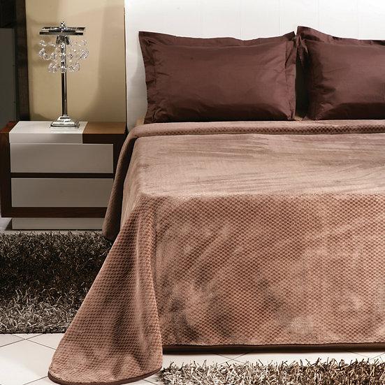 Κουβέρτα art 1060 12 Chocolat BeautyHome