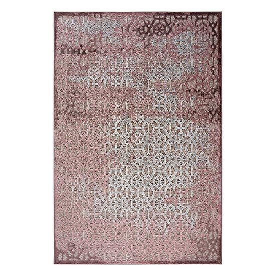 Χαλί Manhattan Art 9934 Ροζ 160x230 Beauty Home
