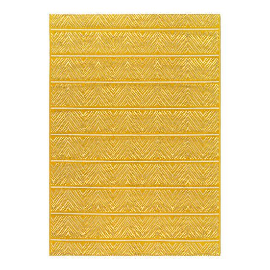 Χαλί Jolly Art 9759 Κίτρινο - 133x190 Beauty Home
