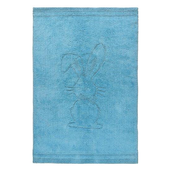 Χαλί βαμβακερό Cottony Art 9551 Σιέλ 120x180 Beauty Home