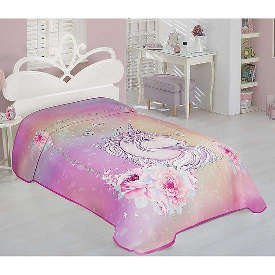 Κουβέρτα μονή Art 6114 - 160x220 Εμπριμέ Beauty Home