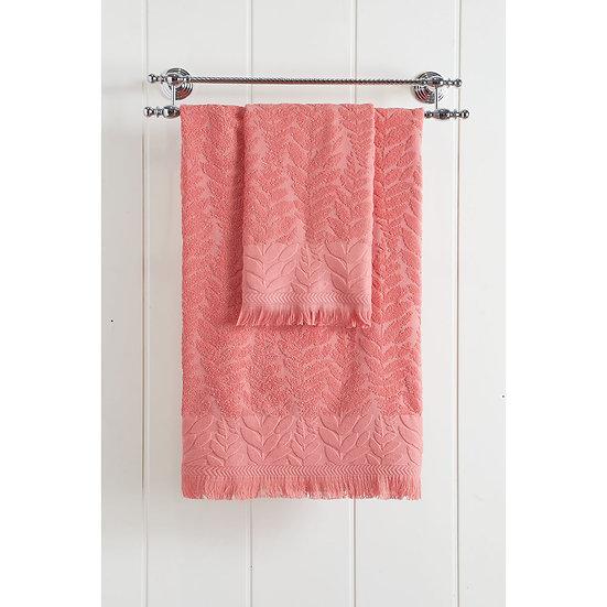 Πετσέτα μπάνιου Art 3220 - 70x140 Μπεζ Beauty Home