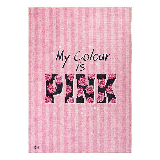 Χαλί Cool 9534 - 120x180 Ροζ Beauty Home