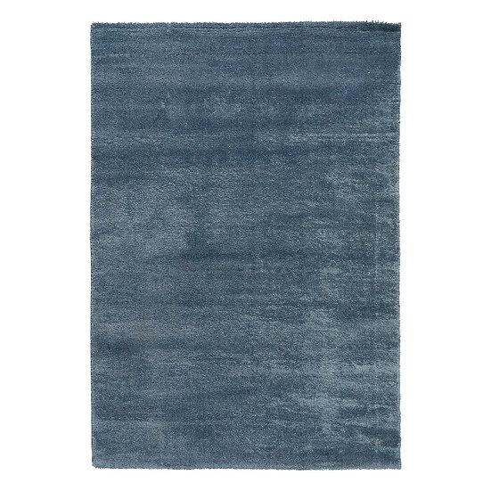 Χαλί Fluffie Art 9611 D. Blue - 160x230 Μπλε Beauty Home
