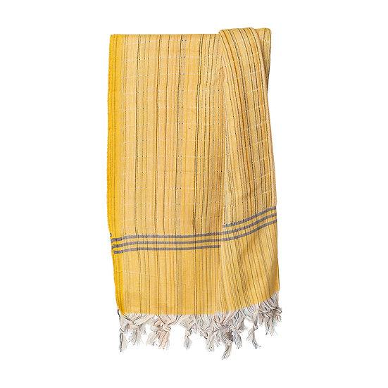Pareo Art 2170 100x180 Κίτρινο Beauty Home