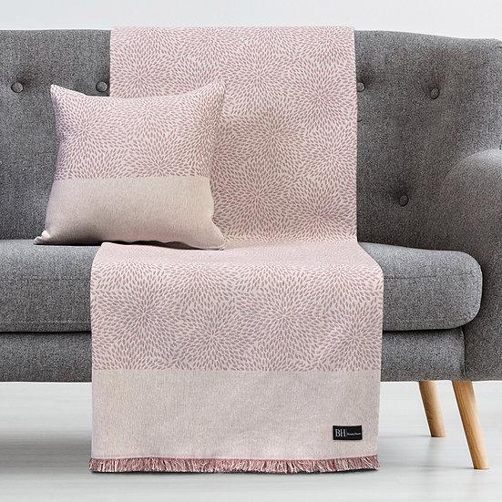 Ριχτάρι Τετραθέσιο Art 8356 180x350 Τετραθέσιο Ροζ Beauty Home