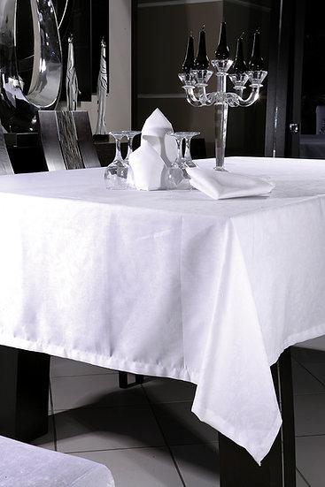 Σετ φαγητού 12 ατόμων Λευκό art 8088
