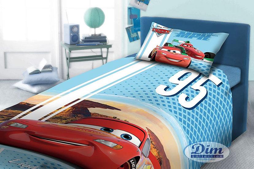 Σετ σεντόνι Disney Digital Cars 973