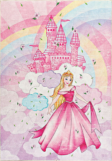 Παιδικό χαλί cool art 9521 160x230