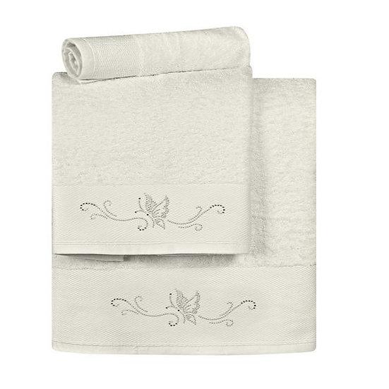 Σετ πετσέτες BEAUTY HOME (3 τμχ)-Art 3176