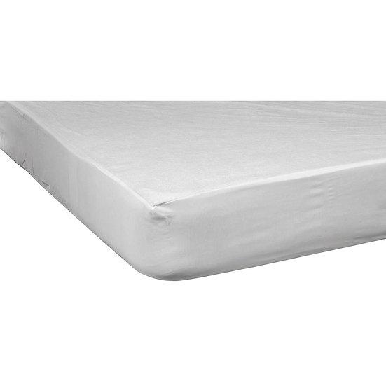 Αδιάβροχο Προστατευτικό Στρώματος - 180x200+30 Λευκό Beauty Home