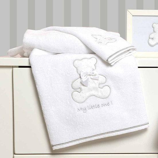 Βρεφικές Πετσέτες (Σετ 2τμχ) Baby Oliver My Little One 330