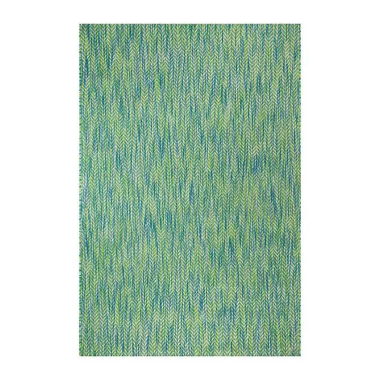 Πατάκι Fijy Art 20776 Green 0.80×1.50 Πράσινο Beauty Home