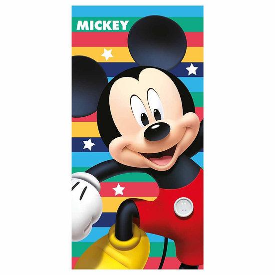 Παιδική Πετσέτα Θαλάσσης Dimcol Mickey 07 70x140