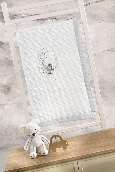 Κουβέρτα Πικέ Saint Clair Nosy
