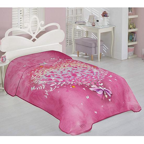 Κουβέρτα μονή Art 6112 - 160x220 Εμπριμέ Beauty Home