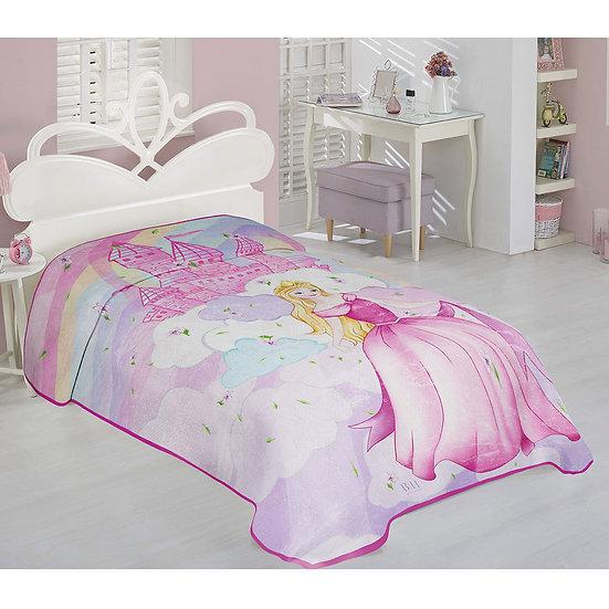 Κουβέρτα μονή Art 6111 - 160x220 Εμπριμέ Beauty Home