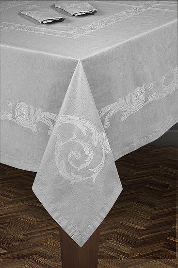 Τραπεζομάντηλο-BEAUTY HOME Art 8202 Grey