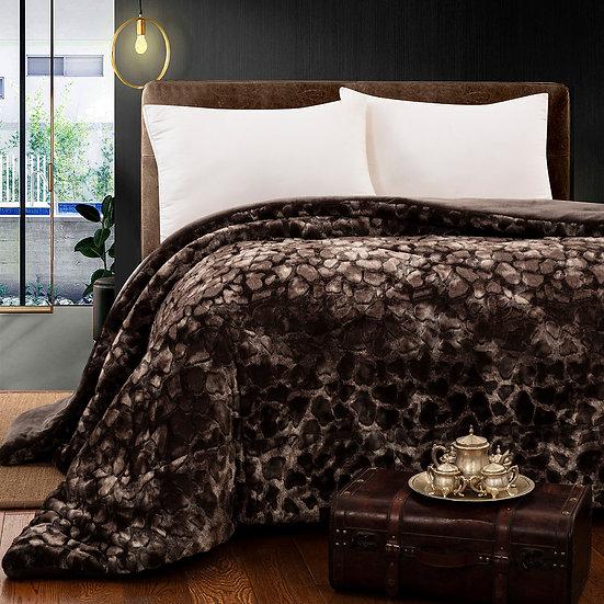 Κουβερτο-πάπλωμα υπέρδιπλο Art 1700 - Γκρι Beauty Home