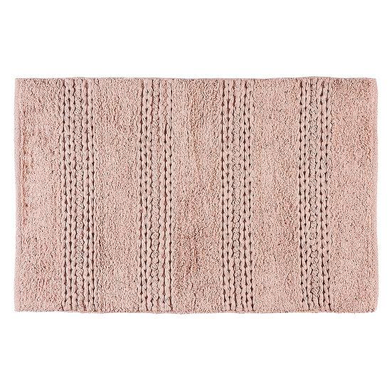 Ταπέτο μπάνιου Art 3290 Ροζ  Beauty Home 60χ90