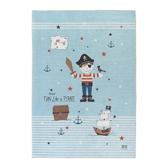 Χαλί Cool Art 9546 - 160x230 Γαλάζιο Beauty Home