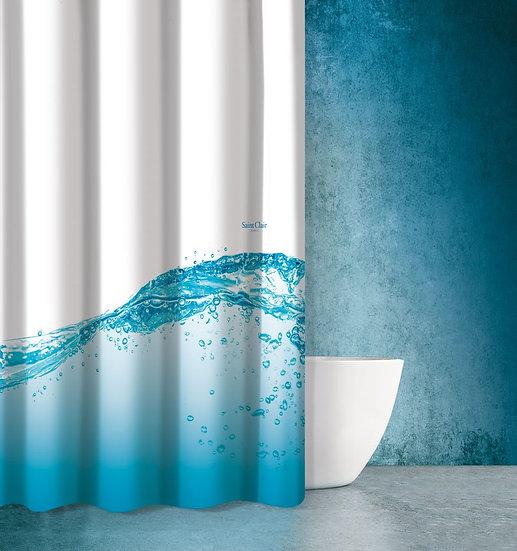 Κουρτίνα Μπάνιου Seawater Des 602